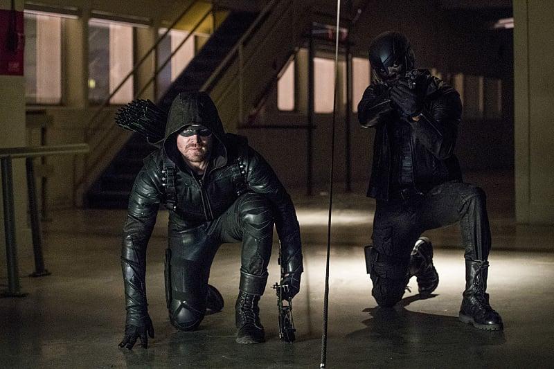 """Arrow -- """"What We Leave Behind"""""""