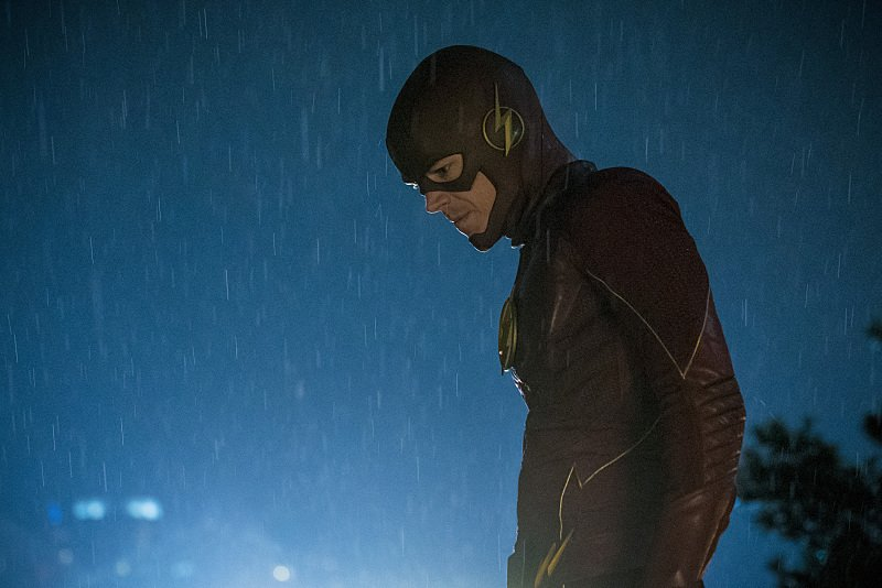 """The Flash -- """"The Present"""""""
