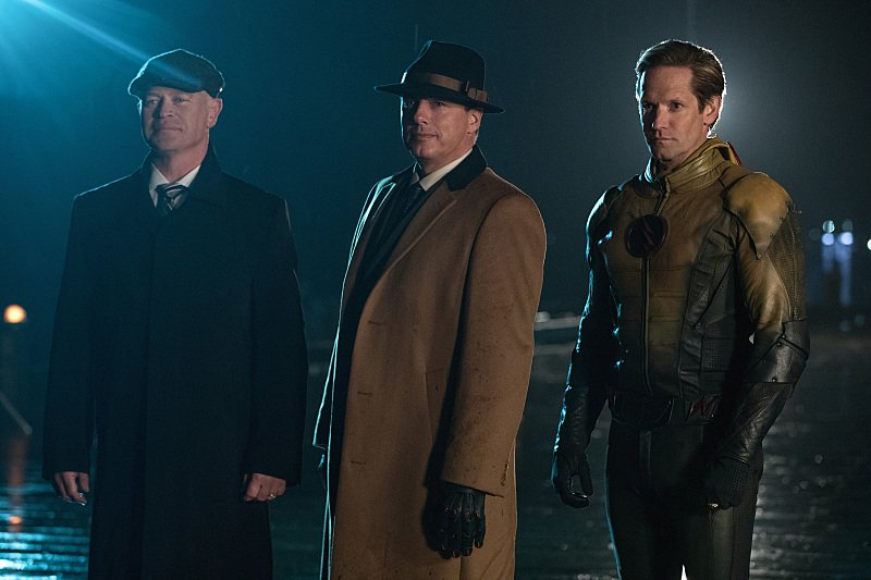 "DC's Legends of Tomorrow --""The Chicago Way"""