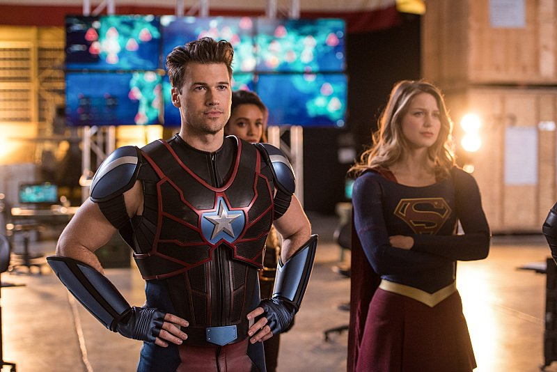 """DC's Legends of Tomorrow --""""Invasion!"""""""