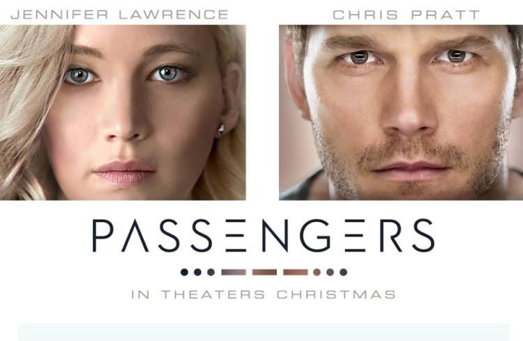 Win passes to a prescreening of Passengers