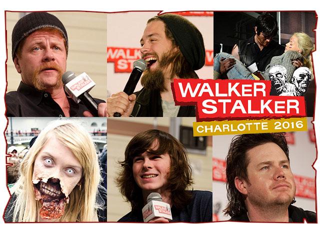 Text2Win VIP passes to Walker Stalker Charlotte