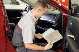car engine auto service