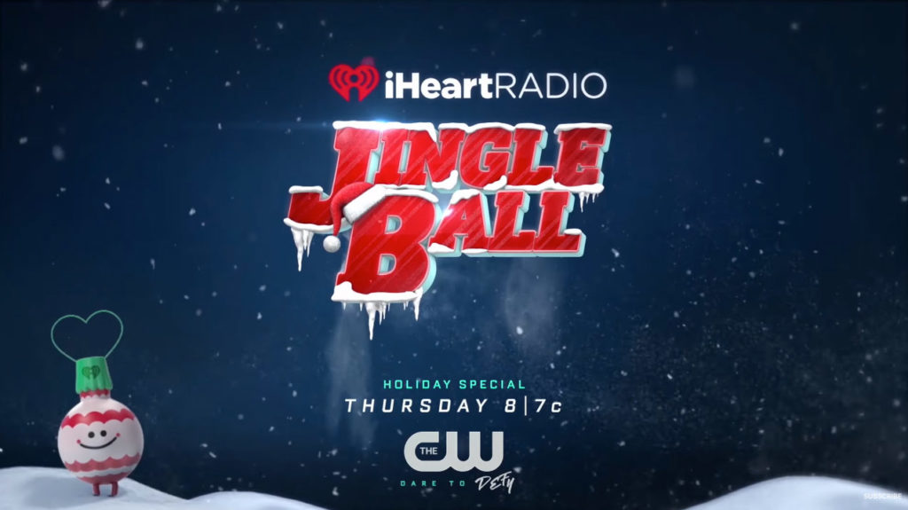 See Justin Bieber, Ariana Grande, and many more at iHeartRadio's Jingle Ball, Thursday at 8pm on WCCB, Charlotte's CW.