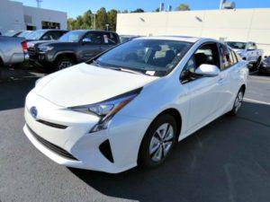 2017 Toyota Prius near Charlotte