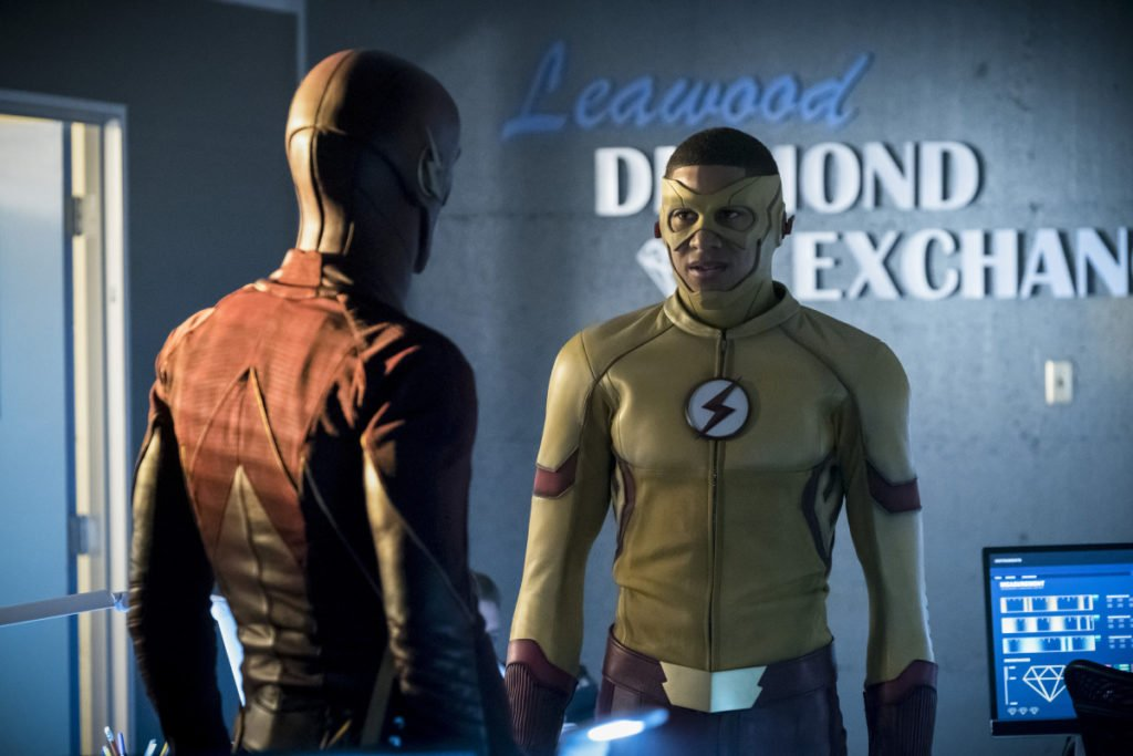 "The Flash -- ""Borrowing Problems from the Future"""