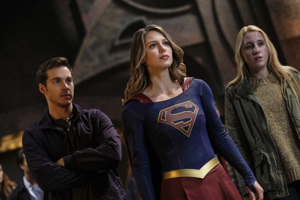 """Supergirl -- """"Supergirl Lives"""""""