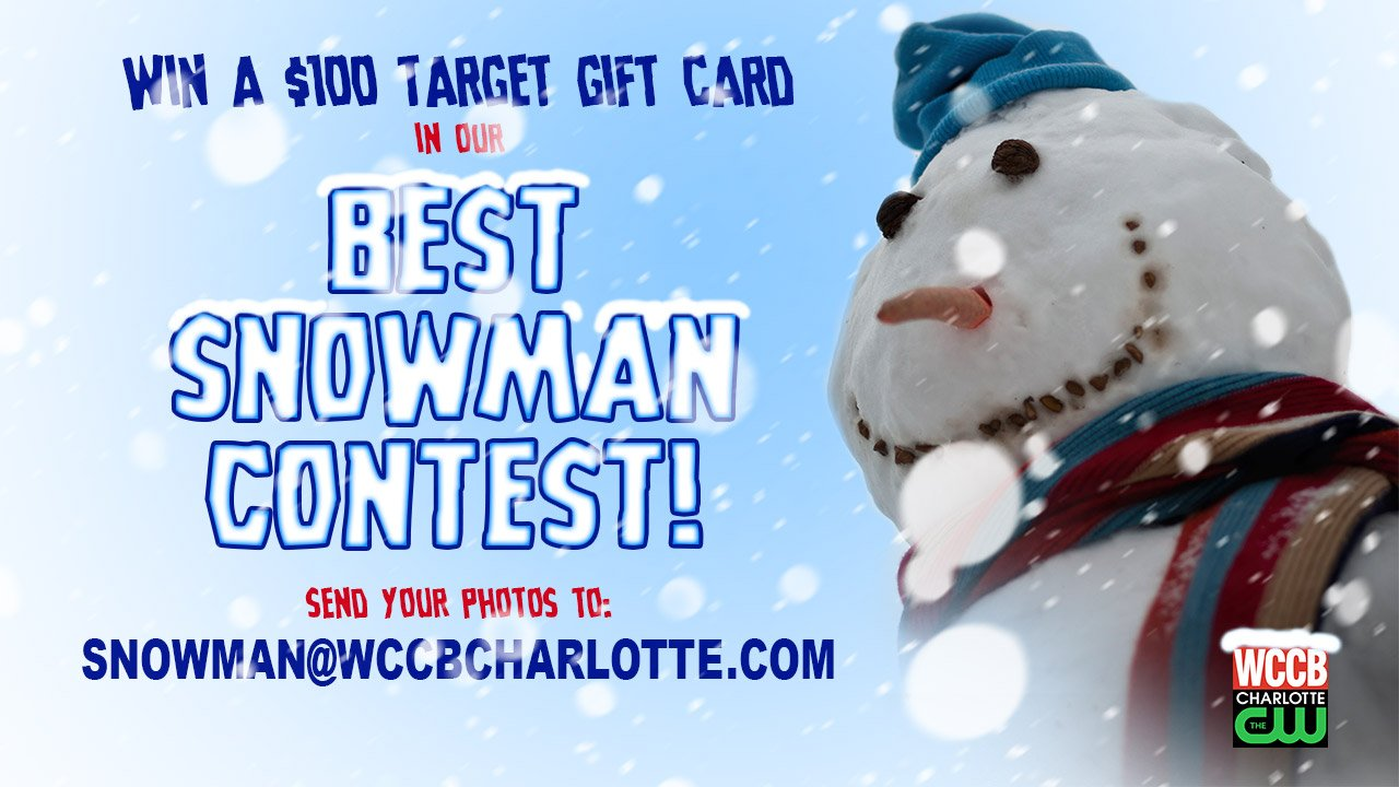 Best Snowman Jan 2017 Contest Header