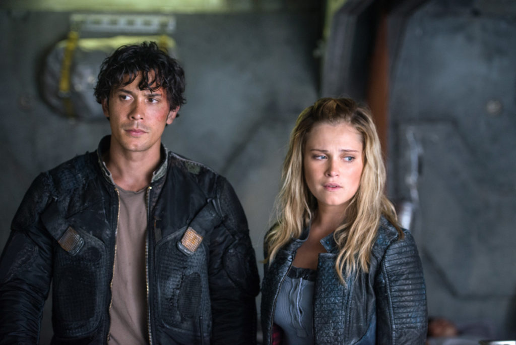 "The 100 -- ""The Four Horsemen"""