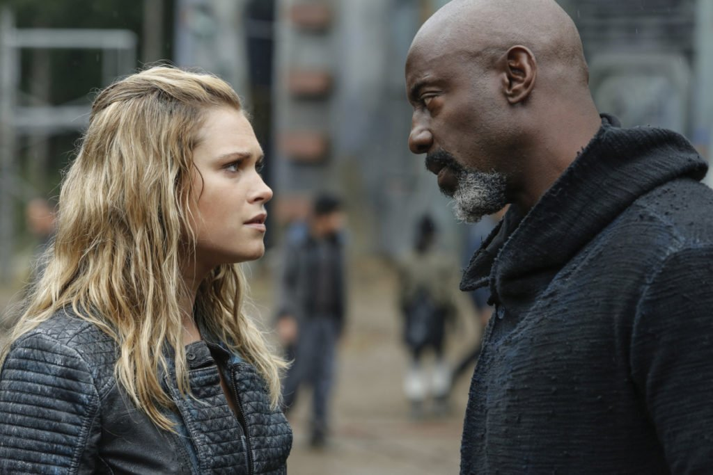 "The 100 -- ""A Lie Guarded"""