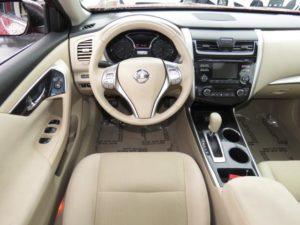 Charlotte used Nissan