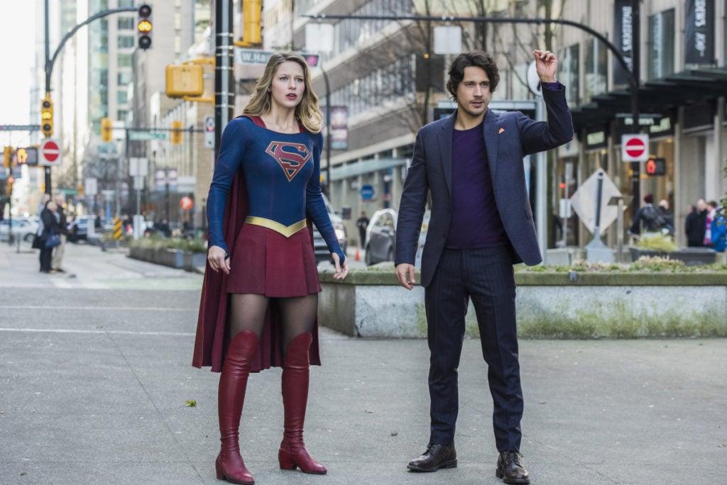 "Supergirl -- ""Mr. & Mrs. Mxyzptlk"""