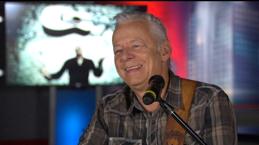Tommy Emmanuel at WCCB, Charlotte's CW