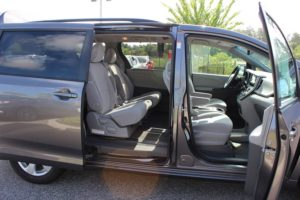 N Charlotte Toyota minivan