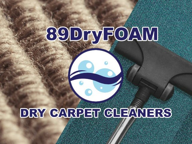 Three winners will get carpet cleaning for 3 rooms from 89 Dry Foam!