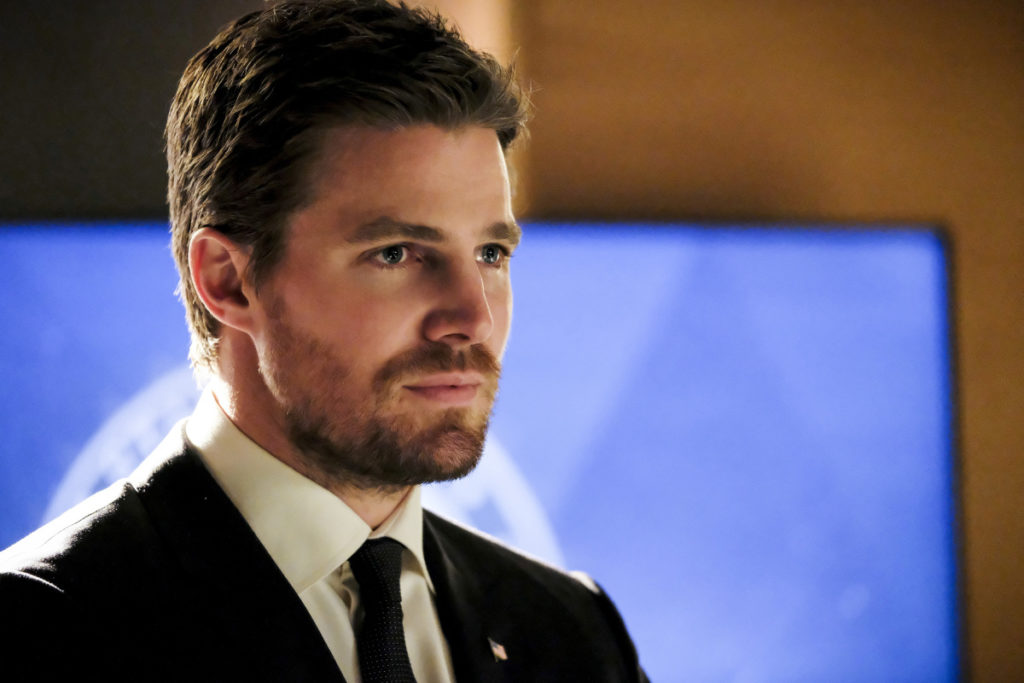 "Arrow -- ""Disbanded"""