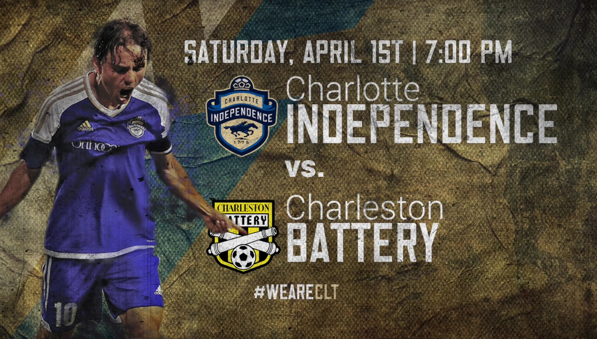 Charlotte Independence vs Charleston Battery