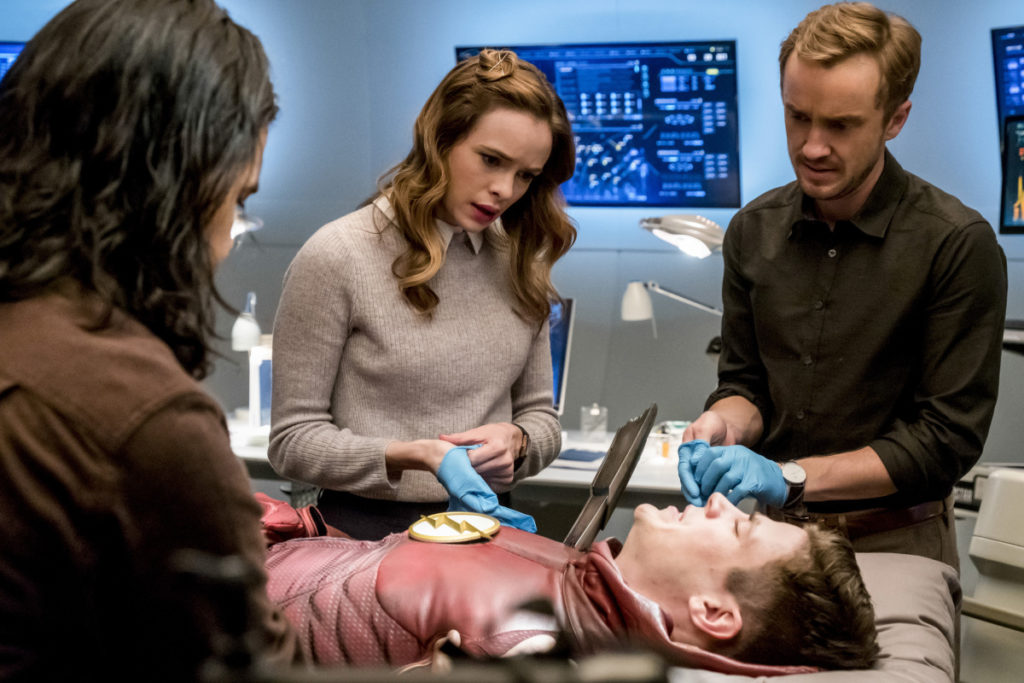 "The Flash -- ""The Wrath of Savitar"""