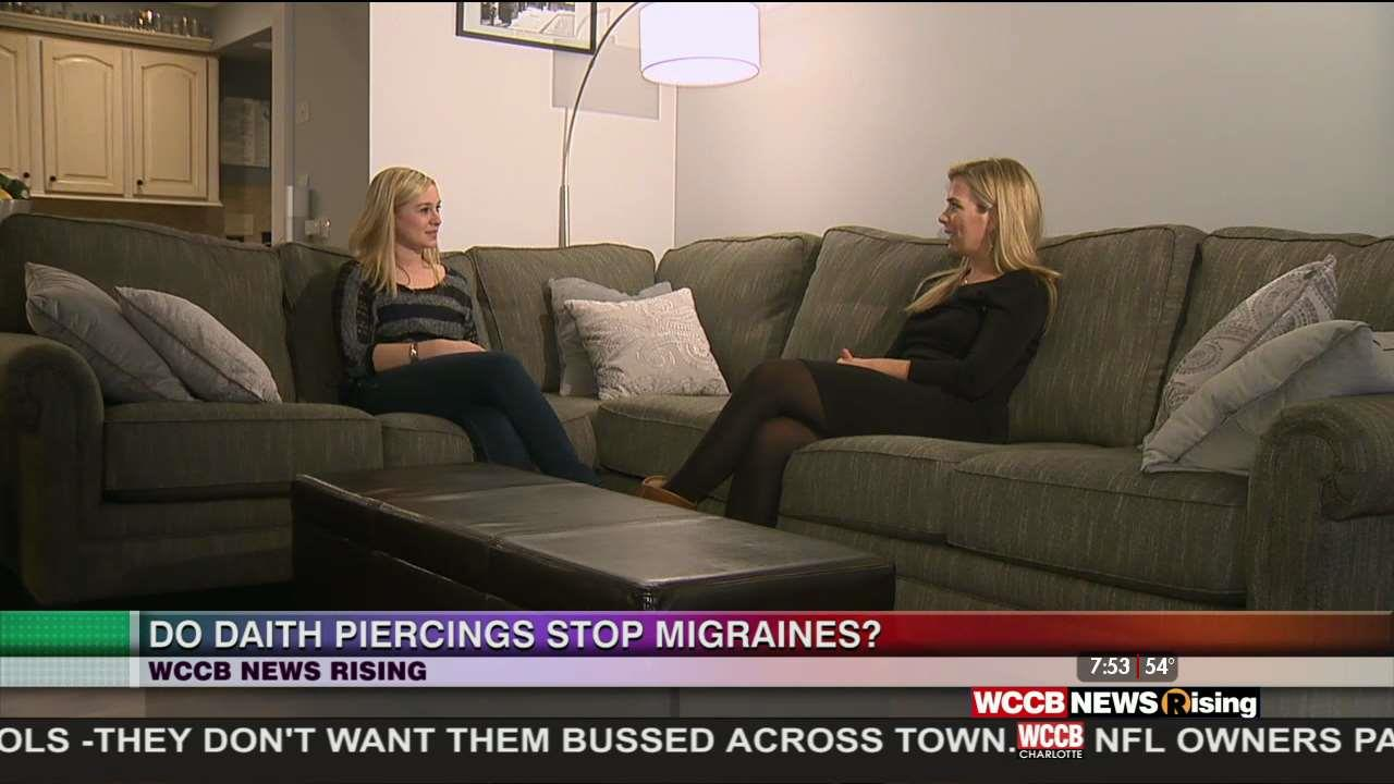 Daith Piercings Migraine Miracle Or Coincidental Cure Wccb