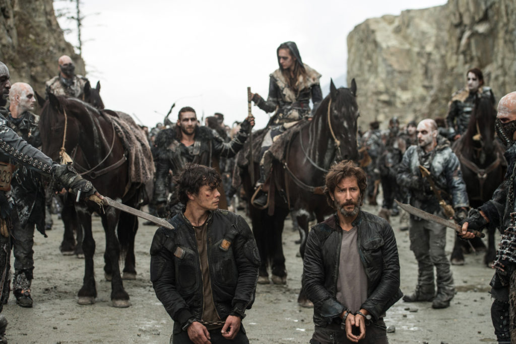 """The 100 -- """"The Tinder Box"""""""