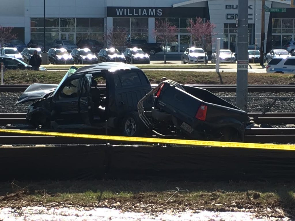Car Accident In Charlotte Nc This Morning
