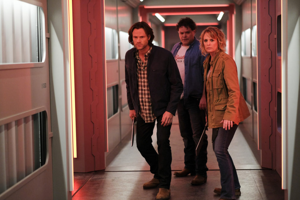 "Supernatural --""The Raid"""