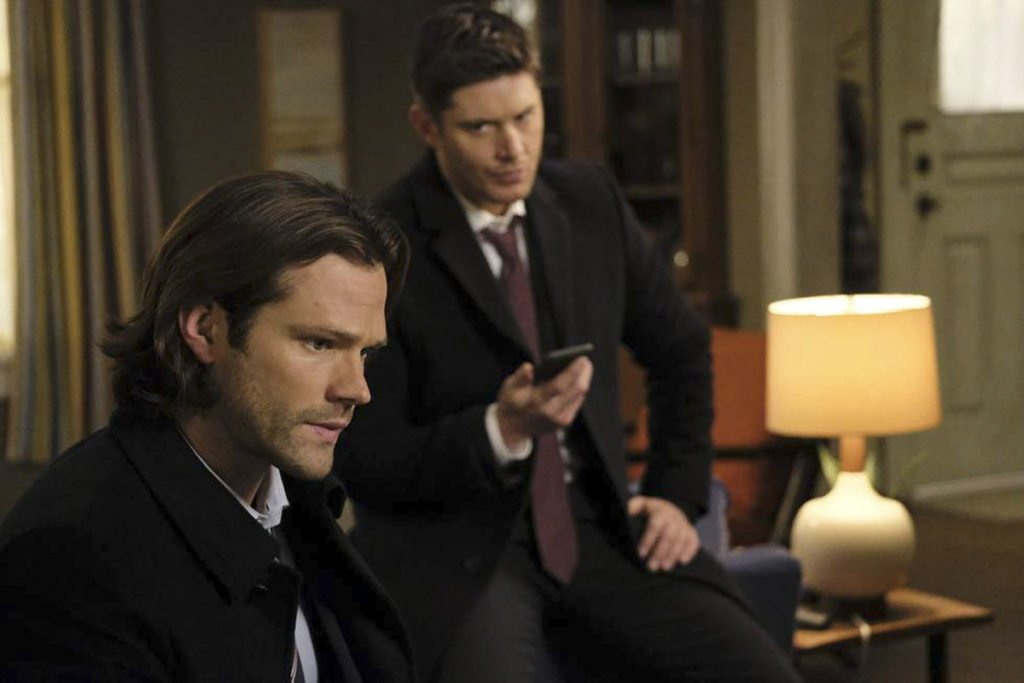 "Supernatural --""Somewhere Between Heaven and Hell"""