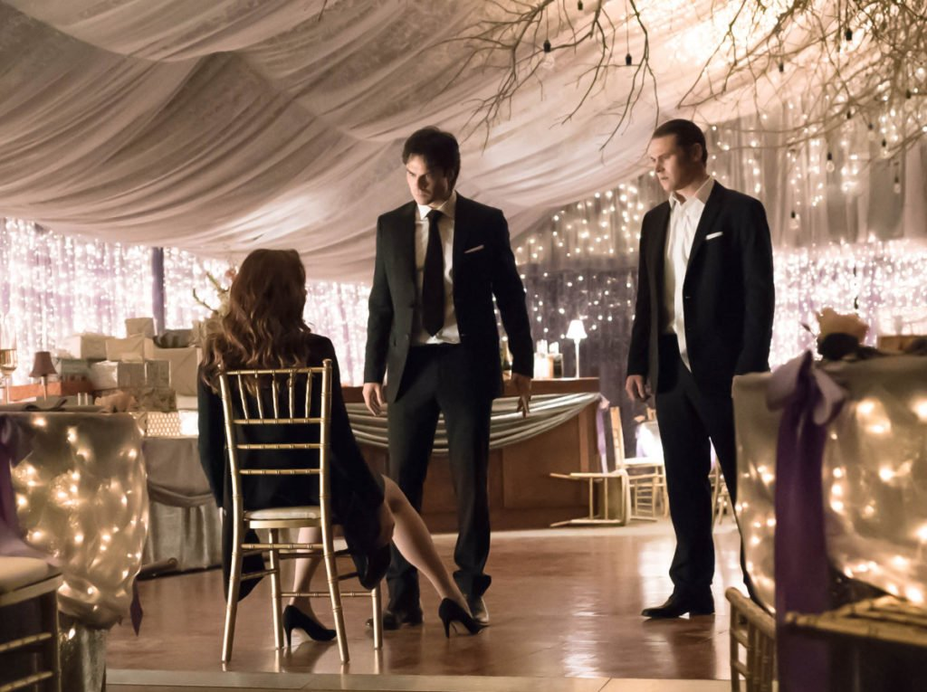 "The Vampire Diaries -- ""We're Planning a June Wedding"""