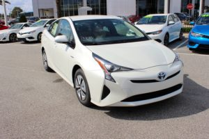 new Toyota hybrids
