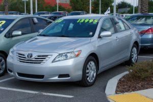 Charlotte used Toyota