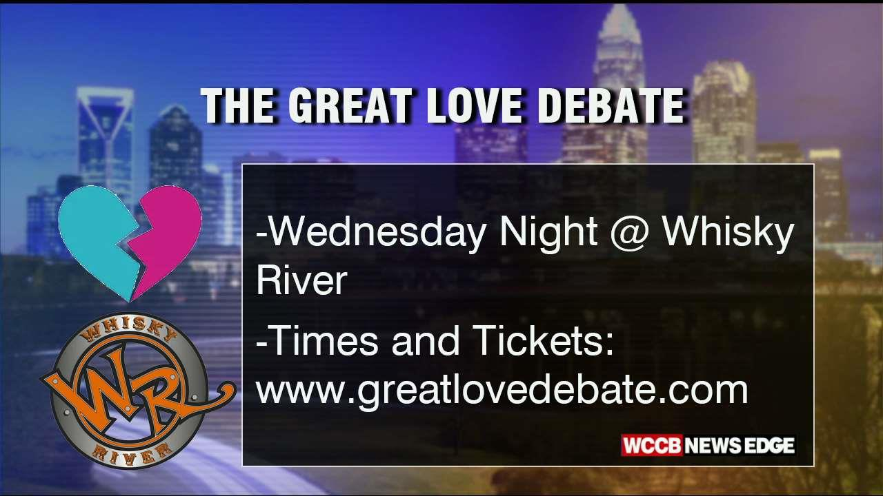 the love debate Cnngo is a revolutionary news-watching experience that offers the live cnn broadcast with unprecedented features you can catch-up on the stories you've missed, go.
