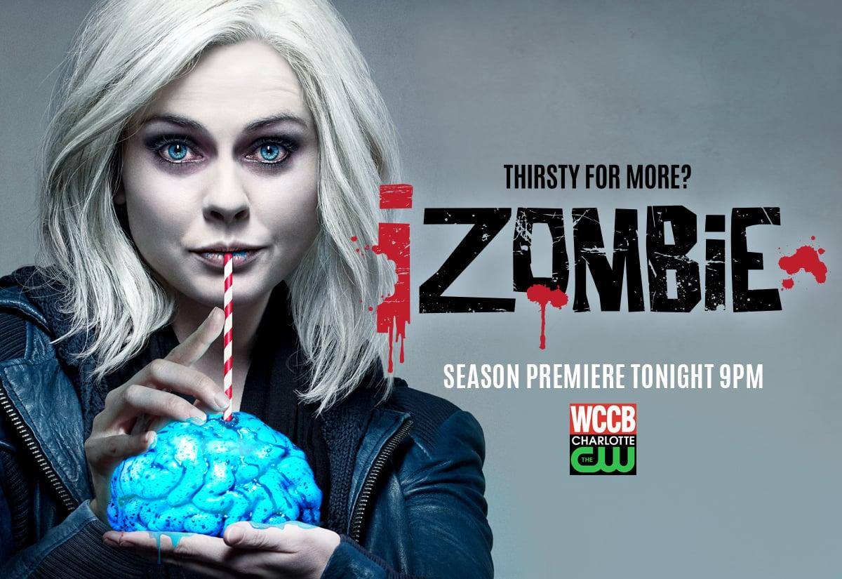 iZombie season 3 premieres Tuesday at 9pm