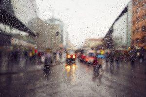 N Charlotte Toyota rain tips