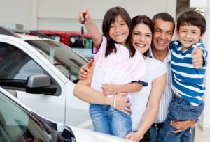 Best Toyota cars for families