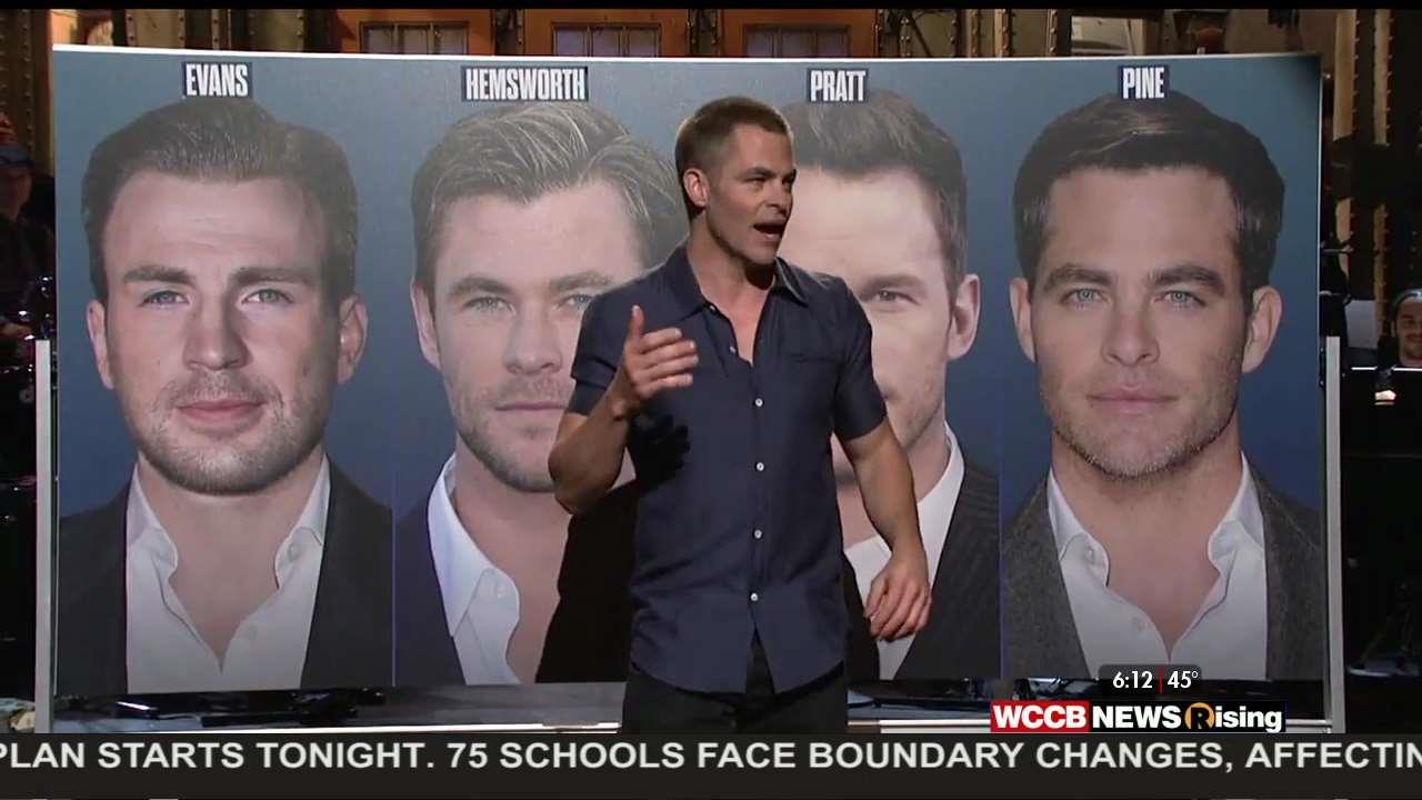 #Trending: Chris Pine Nails His SNL Monologue & the Final ...