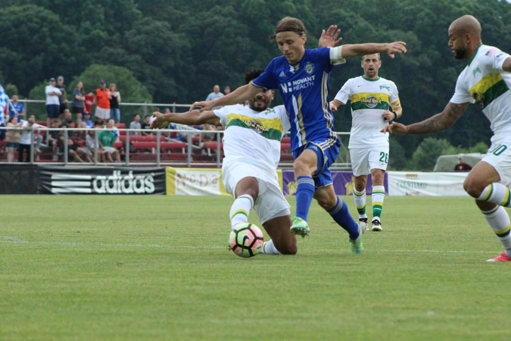 Charlotte Independence vs Tampa Bay Rowdies