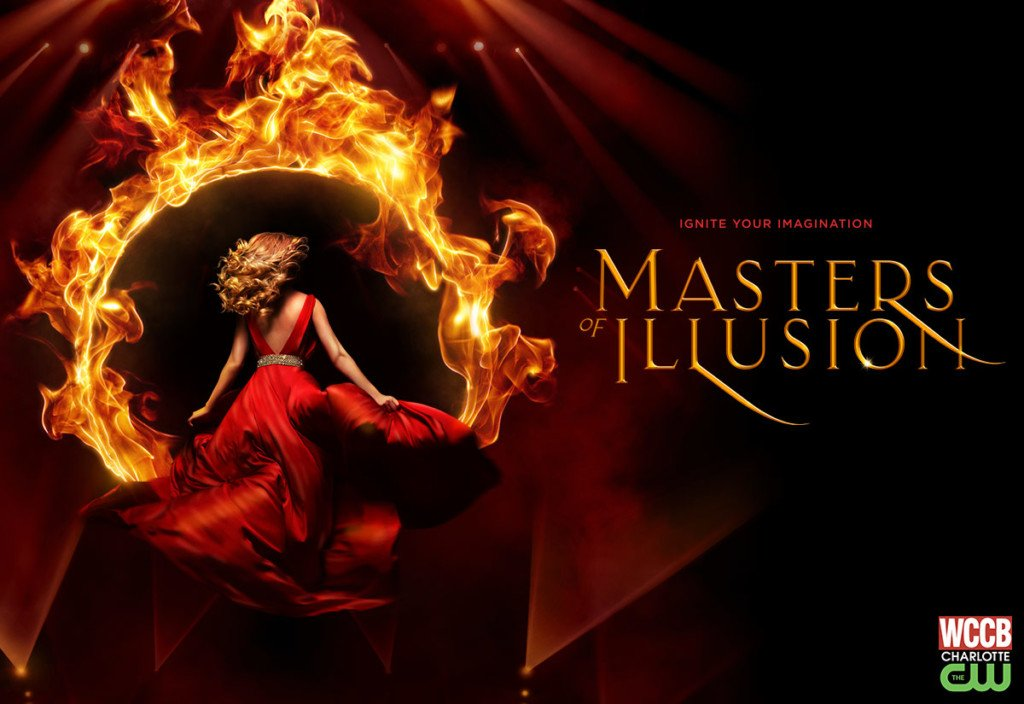 Masters of Illusion on WCCB, Charlotte's CW