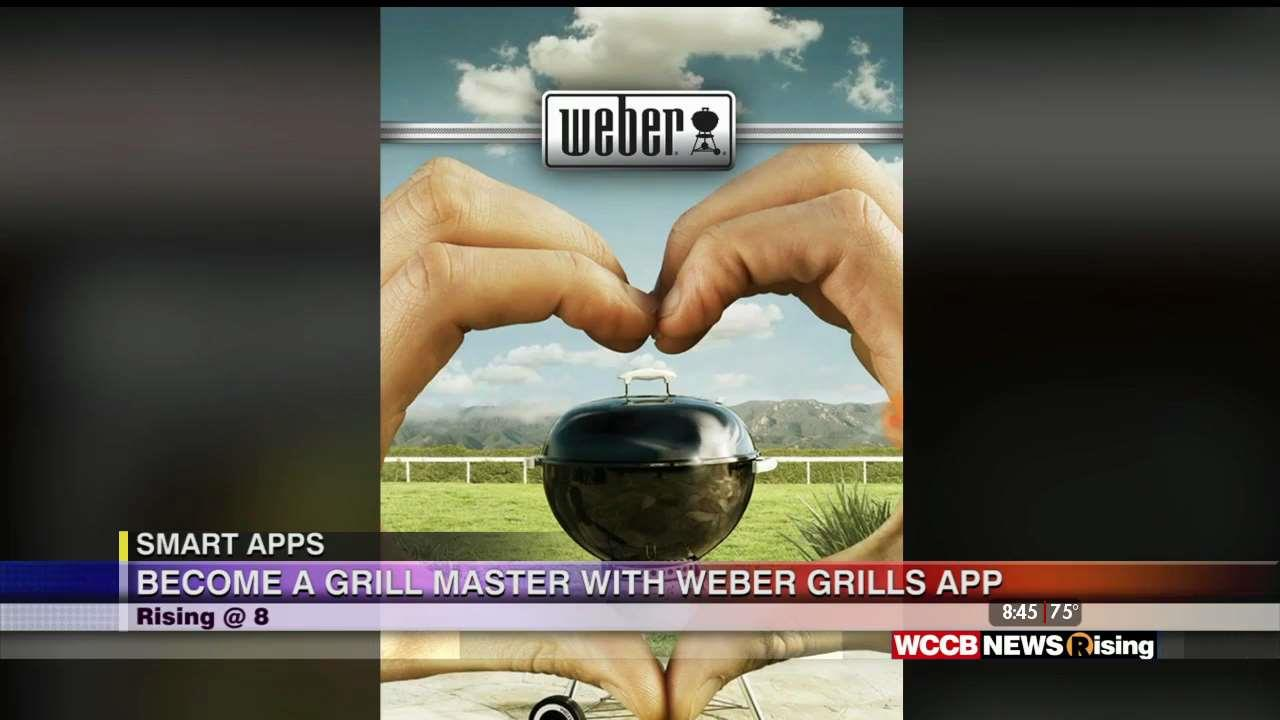 smart app: weber grills - wccb charlotte