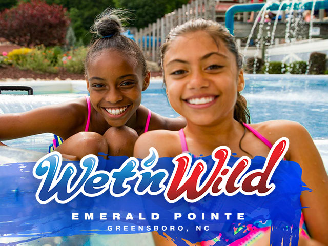 Win 4 tickets to Wet'n Wild Emerald Pointe from WCCB, Charlotte's CW