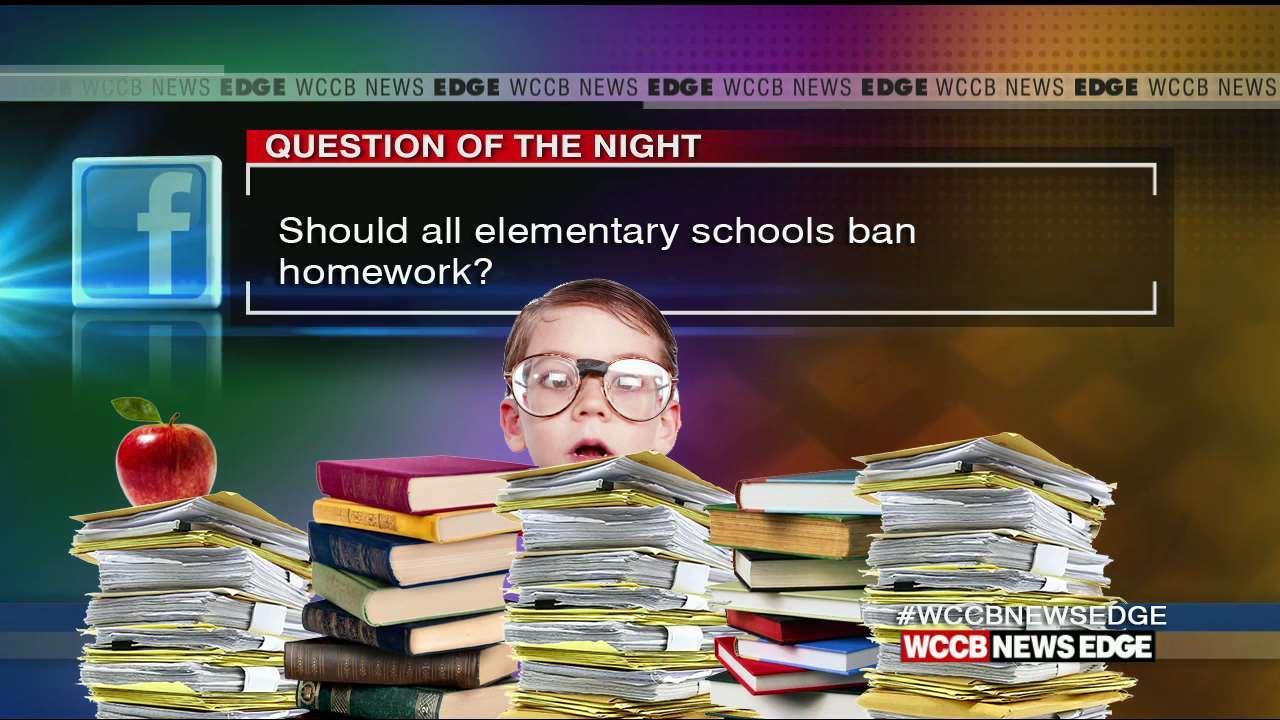 Banning homework