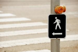 Safe pedestrian habits