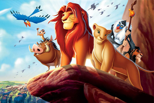 Watch The Lion King 2: Simba's Pride Online Free On