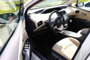 Fuel efficient Toyota