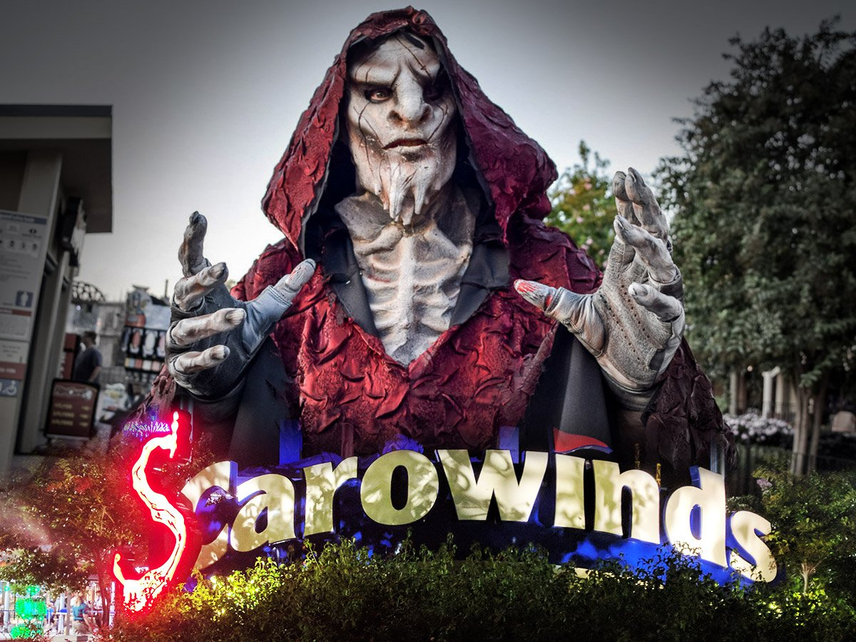 If you're a theme park lover or enjoy the best thrill rides the world has to offer, you've found the right place. From new ride announcements, construction reports and the latest rumors: Screamscape always has something new to report.