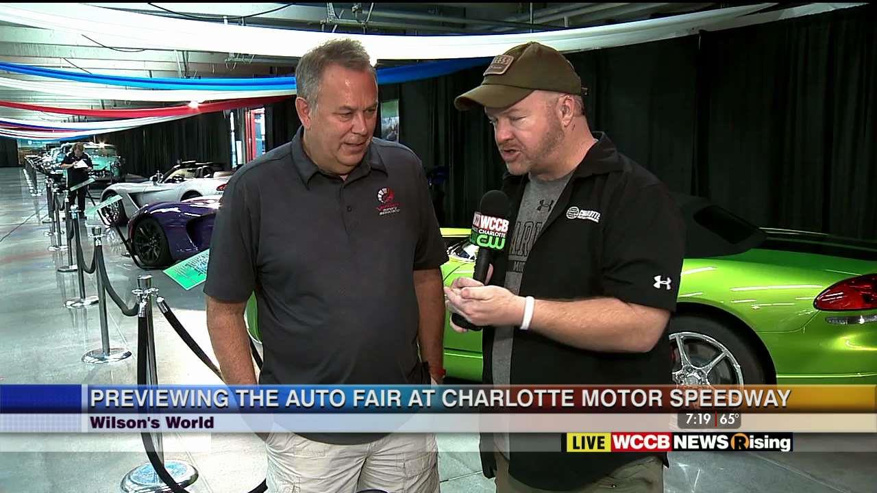 Wilson 39 s world previewing the fall 2017 pennzoil autofair for Auto fair at charlotte motor speedway
