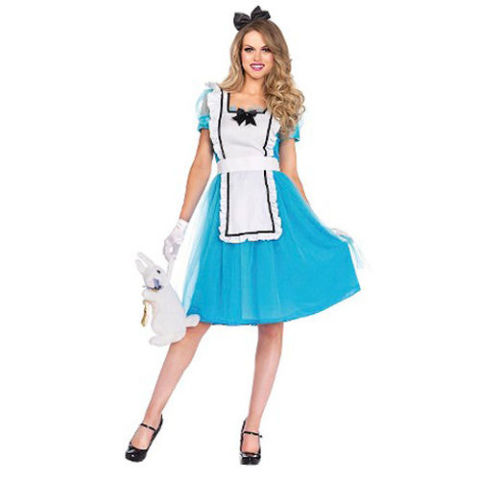 2017 Halloween Costume Ideas Alice In Wonderland Costume  sc 1 st  WCCB Charlotte & 2017 Halloween Costume Ideas Alice In Wonderland Costume - WCCB ...