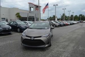 New Toyota deals