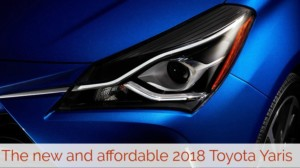 New Toyota model