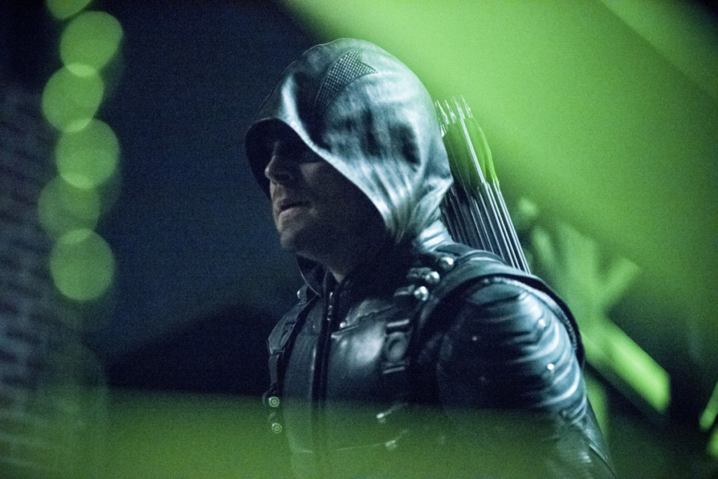 "Arrow -- ""Fallout"""