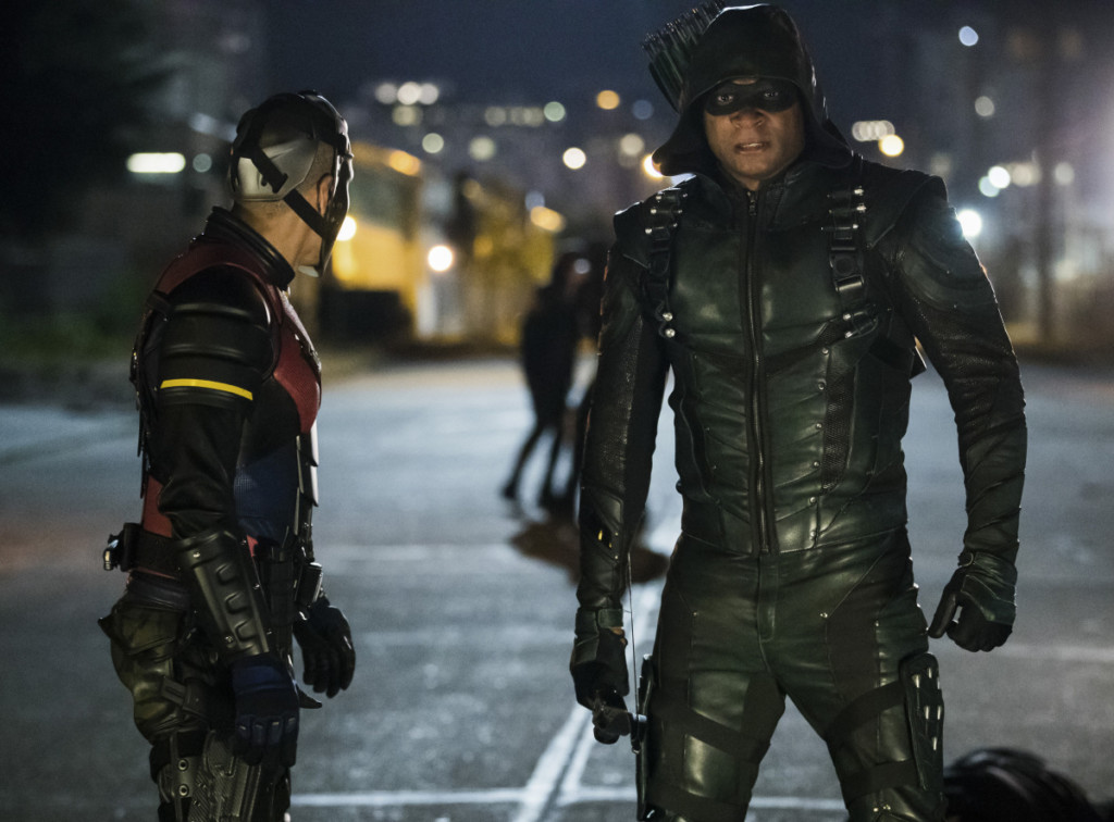 "Arrow -- ""Next of Kin"""